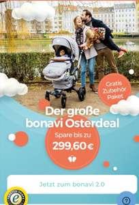 Bonavi Kinderwagen 2.0