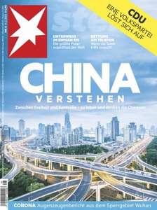 Stern gratis für 3 Monate Printausgabe ! Neukunden !