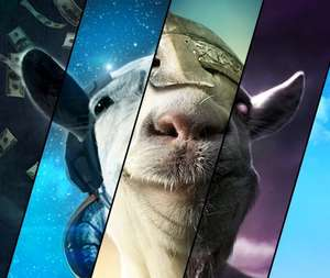 Goat Simulator | Payday | MMO | GoatZ | Waste of Space [Play Store | App Store nur normale Version]