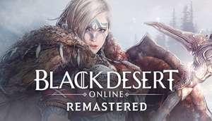 Black Desert Online Remastered 50% Sale, z.B. Paket des Entdeckers