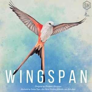Flügelschlag / Wingspan (ENGLISCH)