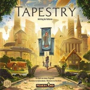 Brettspiel: Tapestry - Aufstieg der Kulturen