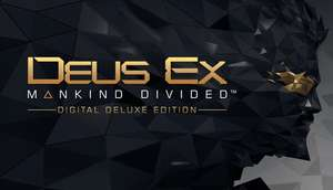 [Steam] Deus Ex: Mankind Divided - Digital Deluxe Edition (@Humblestore)