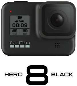 GoPro Hero 8 Black [ebay, computeruniverse]