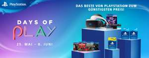[Saturn AT] Playstation Days of Play (Playstation Hits 14,99, Kingdom Hearts III 9,99, Days Gone 19,99, usw.))
