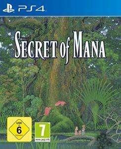 (PS4) Secret of Mana & Team Sonic Racing für je 13,49€ & Terminator: Resistance, Kingdom Hearts III & Elex für je 8,99€ uvm. (Müller)