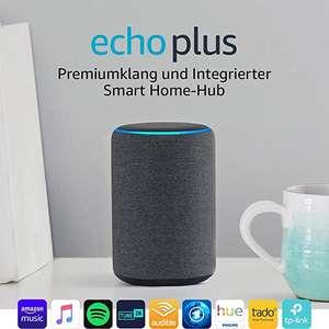 Amazon Echo Plus 2. Generation m. integriertem Smart Home-Hub für 84,99€ inkl. Versandkosten