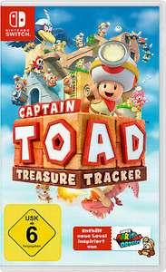 Captain Toad (aka beymen) : Treasure Tracker Switch für 26,46€ mit Visa (ohne Visa für 26,75€) [Saturn Abolung]