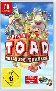 Captain Toad: Treasure Tracker (Switch) für 26,17€ (Amazon Prime)