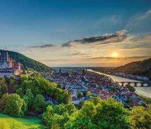4* NH Hotel Hirschberg / Heidelberg inkl. Frühstück, Late Check Out und kostenloser Stornierung ab 41€ pro Nacht (Juli-Aug)