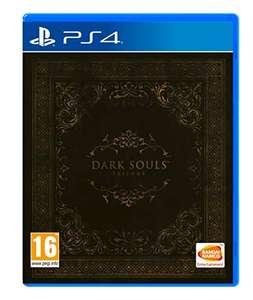 Dark Souls Trilogy (PS4) für 28,49€ (Amazon IT)
