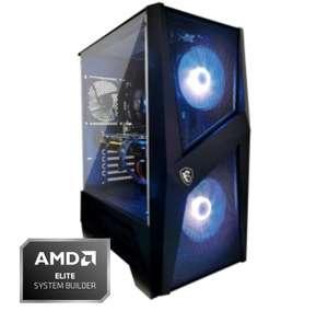 Gaming PC; Ryzen 5 3600X, GeForce RTX 2070 Super 8GB, 16GB RAM, 500GB Nvme SSD