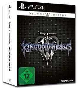 Kingdom Hearts III Deluxe Edition (PS4) (Amazon Prime)