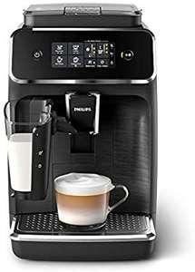 Philips Sammeldeal z.B 2200 Serie EP2232/40 Kaffeevollautomat, 3 Kaffeespezialitäten (LatteGo Milchsystem) [Amazon]