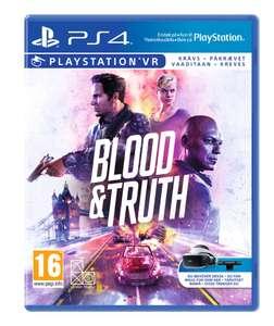 Blood & Truth (PS4-VR) für 13,95€ (Coolshop)