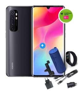 [Telekom-Netz] Xiaomi Mi Note 10 Lite 128GB + UE Boom 3 + Mi Band 4 bei MD im Telekom-Netz (18GB LTE - Allnet) | 24.99€/mon - einm. 20€