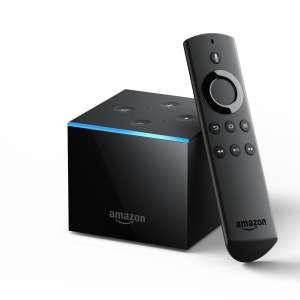 Amazon Fire TV Cube| Hands-free mit Alexa, 4K Ultra HD-Streaming-Mediaplayer [NBB]