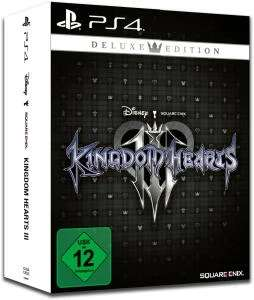 Kingdom Hearts 3 Deluxe Edition (PS4) für 17,99€ (Müller Abholung)