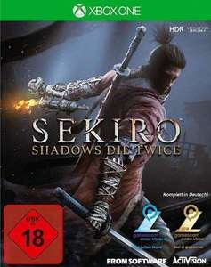 [lokal Neustadt a. Rbge] Sekiro: Shadows Die Twice für 11,70€(Xbox One) & Bayonetta 1 & 2 (Switch) für 27,29€