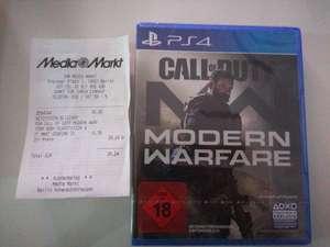 Call of Duty Modern Warfare für PS4 (Media Markt Lindencenter)
