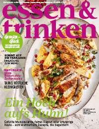 Zeitschrift Essen & Trinken im 3 Monatsabo für 14,70 € mit 15 € Amazon-Gutschein