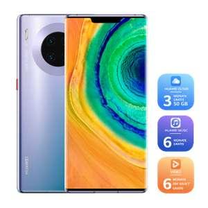 Huawei Mate 30 pro inklusive Huawei Watch GT 2e und Huawei Diensten