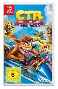 Crash Team Racing: Nitro-Fueled & Spyro Reignited Trilogy (Switch) für je 24,99€ (Amazon)