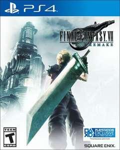 Final Fantasy 7 Remake - Download Version