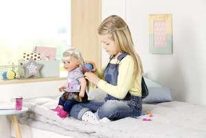 BABY born soft touch sister blond 43cm inkl Versand bei Windeln.de
