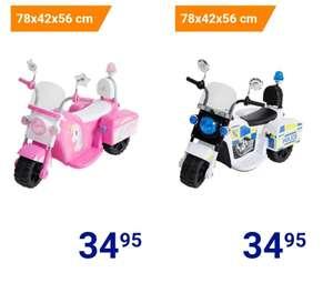 (Regional Action) Kinder Motorrad 6 Volt Antrieb