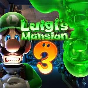 Luigi's Mansion 3 (Switch) & Yoshi's Crafted World für je 39,99€ (eShop)