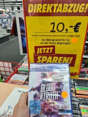 [Lokal MediaMarkt Krefeld] Wolfenstein 2 Switch (10€) | Blood&Truth Ps4 (5€) | Black Ops 4 Ps4 (5€) | Spyro Xbox (7,99€) | Anthem PC (5€)