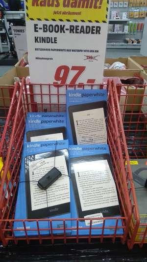 [Lokal Mediamarkt Hannover-Vahrenwald] Kindle Paperwhite 10. Gen (mit Spezialangeboten)
