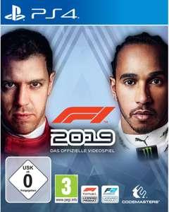 [Abholung: MM & Saturn] F1 2019 - PlayStation 4