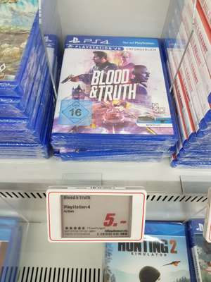 [Lokal Hannover Media Markt] PS4 Spiele je 5 Euro: Blood & Truth, Anthem, Borderlands 3