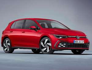 Menschen mit Behinderung: VW Golf 8 GTI / 245 PS im Privatleasing für 169€ im Monat - LF:0,43