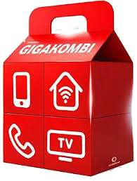 Obocom: Vodafone Red Internet & Phone 50 DSL Anschluss (+Cashback Netflix-Abo)