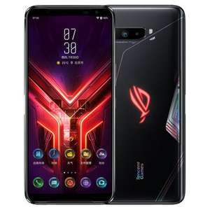 """ASUS ROG Phone 3 ZS661KS Classic Edt. Global ROM 6.59"""" FHD+ 144Hz NFC Android 10 6000mAh 12GB 128GB Snapdragon 865 Plus 5G Gaming Smartphone"""
