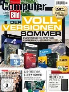 Computer Bild mit DVD 6 Ausgaben gratis Kündigung notwendig