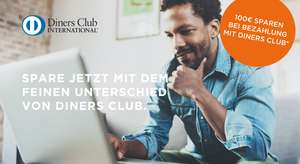 [NBB] 100€ Rabatt ab 300€ bei Zahlung mit Diners Club