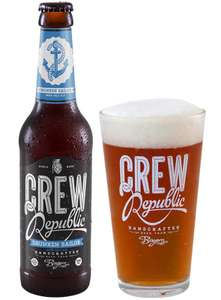 Crew Republic Online Shop 10€ Rabatt (30€ MBW) im Bier Shop & im Merch Shop