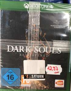 [Lokal SATURN Köln Porz] Dark Souls Remastered Xbox One
