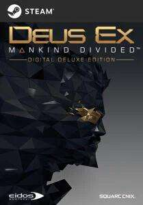 Deus Ex: Mankind Divided Digital Deluxe Edition inkl. Season Pass (Steam) für 5,79€ (GreenManGaming)