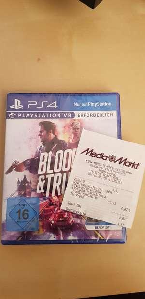 [Lokal MM Landau Pfalz] PSVR Blood & Truth - 5€