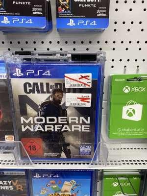*lokal* Saturn Berlin - Call of Duty Modern Warfare PS4