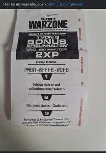 Call of Duty Modern Warfare/Warzone 3 Items/ Unendlich Doppel XP