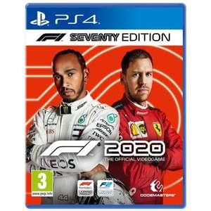 F1 2020 70 Jahre F1 Edition [PS4]