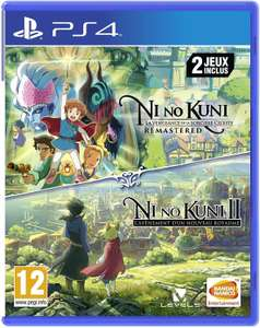 Ni no Kuni: Der Fluch der weißen Königin + Ni No Kuni II: Schicksal eines Königreichs (PS4) Amazon.fr