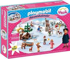 Playmobil Adventskalender Heidis Winterwelt (70260) für 19,49€ (Amazon Prime)