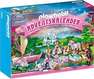 Playmobil Adventskalender Königliches Picknick im Park (70323) für 17,15€ (Amazon Prime)
